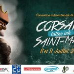 Convention internationale de tatouage de St-Malo : Corsair Tattoo Ink, les 8 et 9 Juillet 2017